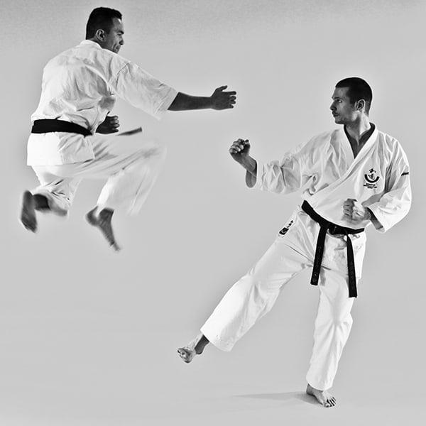 The Digi Dojo - Ohyo Kumite 10 - Ashibarai