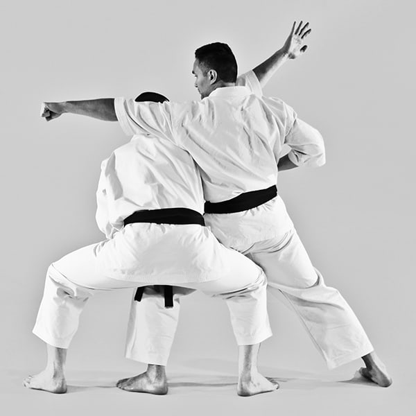 The Digi Dojo - Ohyo Kumite 3 - Throw