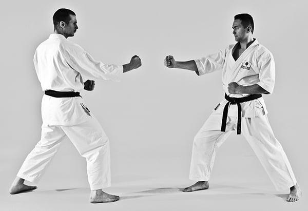 The Digi Dojo - Ohyo Kumite 4 - Kamae