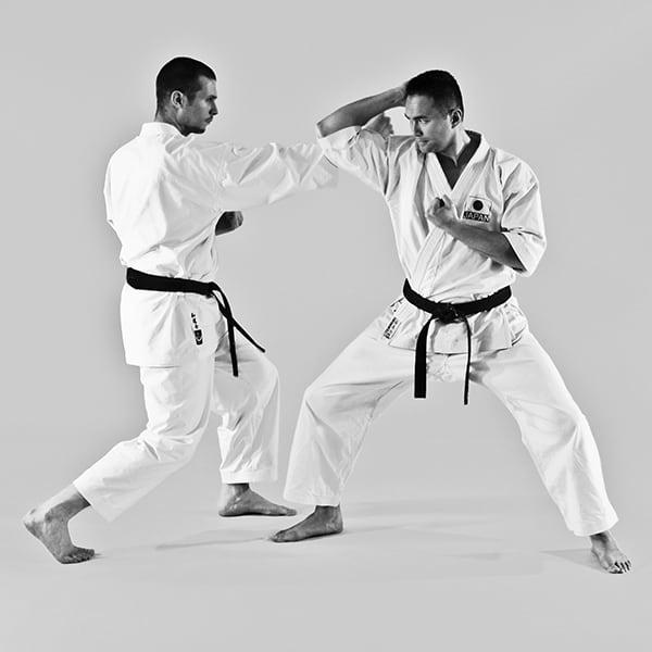 The Digi Dojo - Ohyo Kumite 4 - Uraken