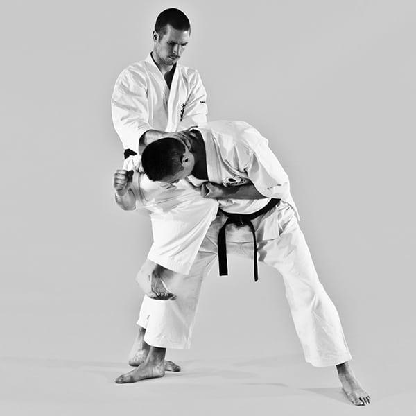 The Digi Dojo - Ohyo Kumite 4 - Hizageri