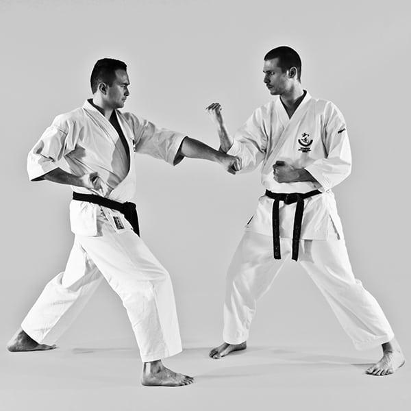 The Digi Dojo - Ohyo Kumite 5 - Uchi Uke