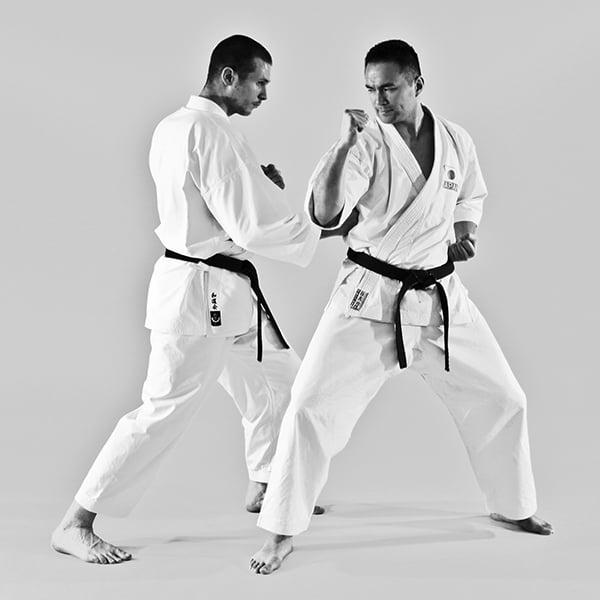 The Digi Dojo - Ohyo Kumite 7 - Tateken