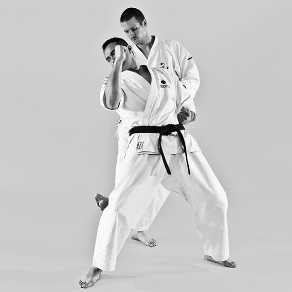 The Digi Dojo - Ohyo Kumite 7 - Kekomi