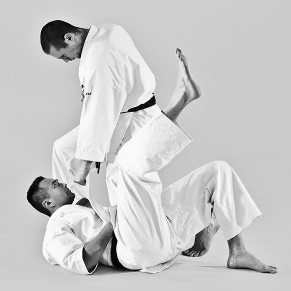 The Digi Dojo - Ohyo Kumite 7 - Shitazuki