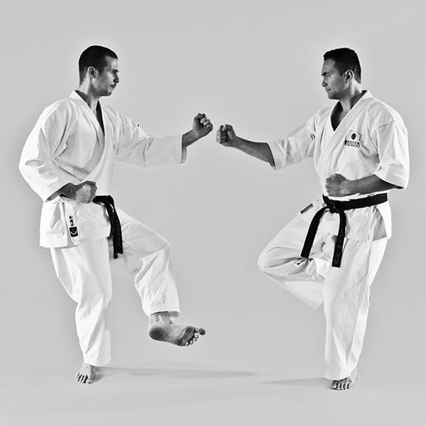 The Digi Dojo - Ohyo Kumite 8 - Ashibarai