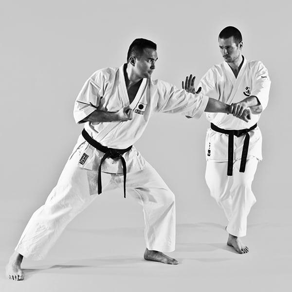 The Digi Dojo - Ohyo Kumite 9 - Hiji Osae