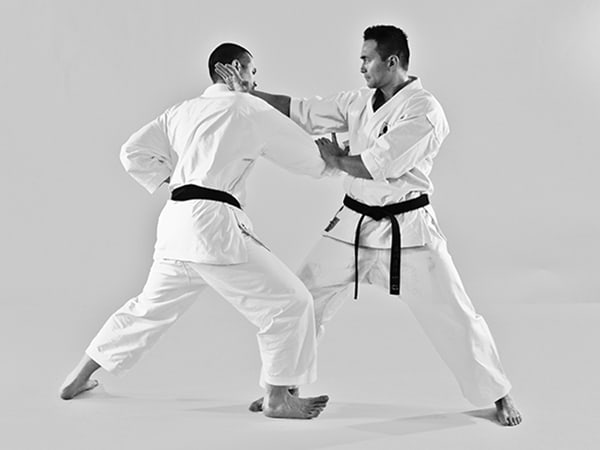 The Digi Dojo - Uke Waza - Application of Soto Uke2