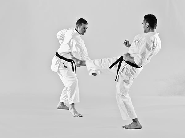 The Digi Dojo - Uke Waza - Application of Sukui Uke