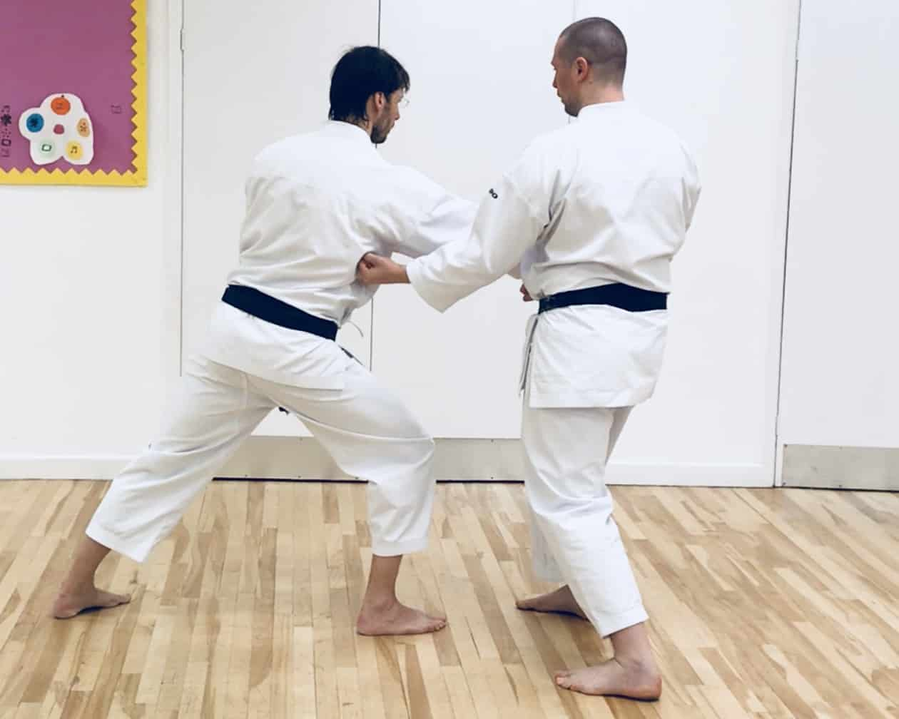 The Digi Dojo - Kumite Gata 3 - Taisabaki Ipponken