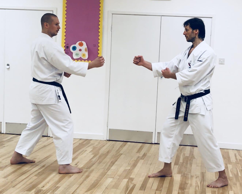 The Digi Dojo - Kumite Gata - 12 - 1 - Ai Gamae