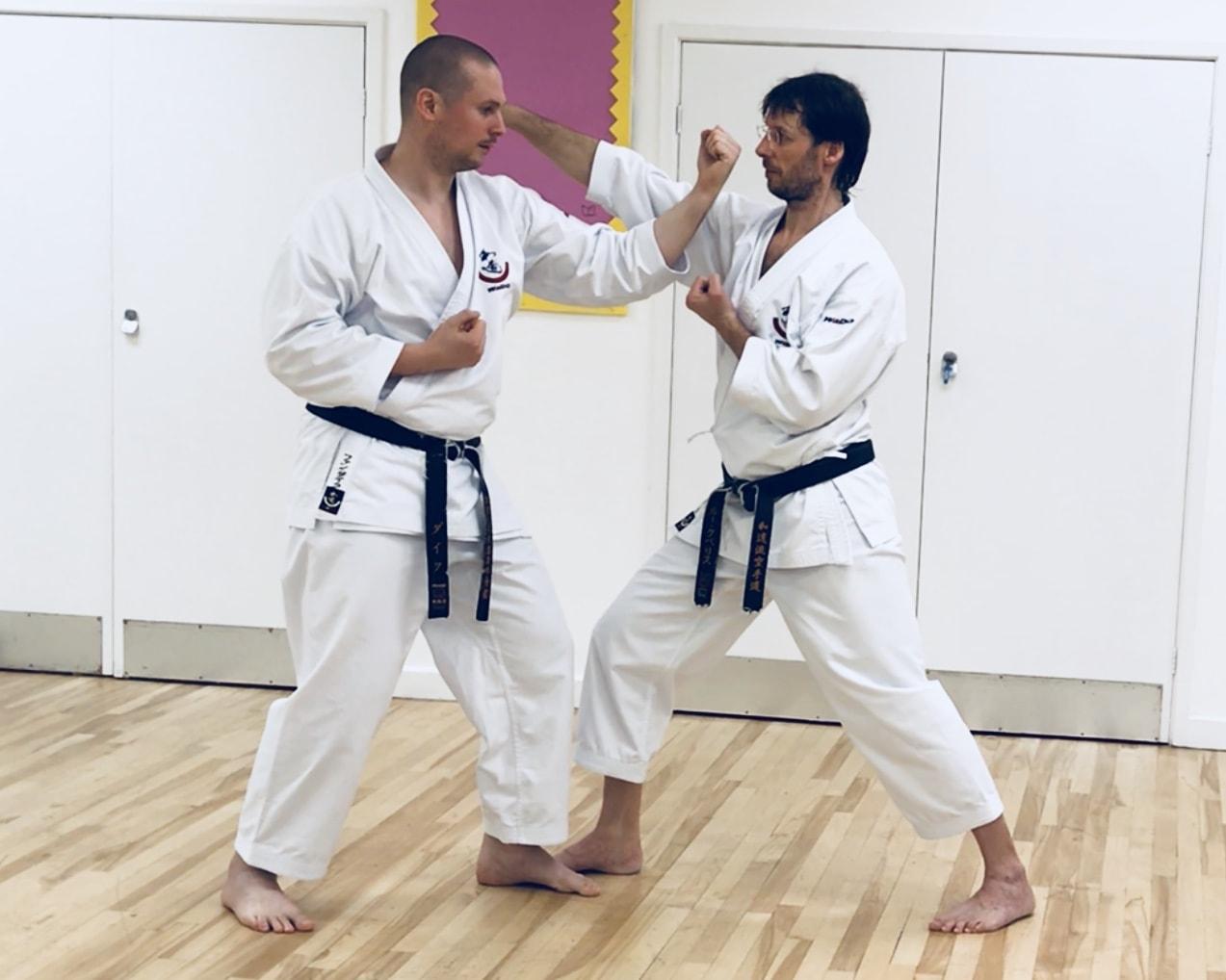 The Digi Dojo - Kumite Gata - 12 - 3 - Tate Uraken