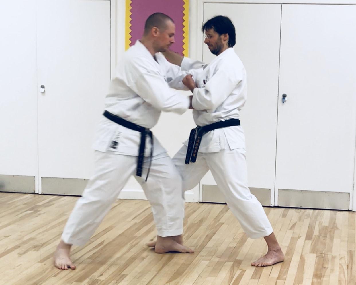 The Digi Dojo - Kumite Gata - 12 - 4 - Gyakuzuki