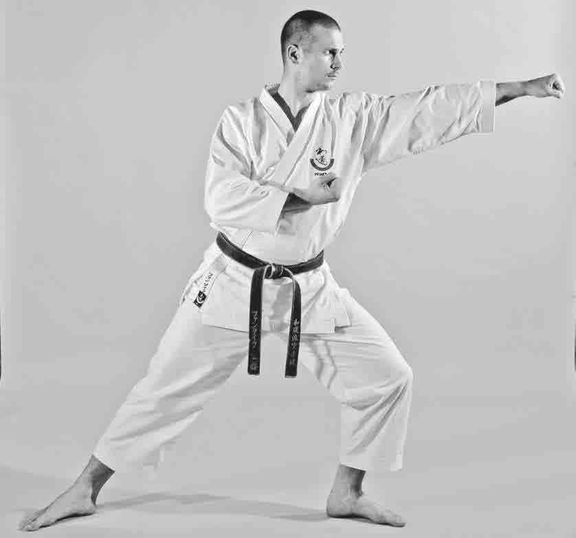 The Digi Dojo - Ido Kihon Tobikomi-Nagashizuki